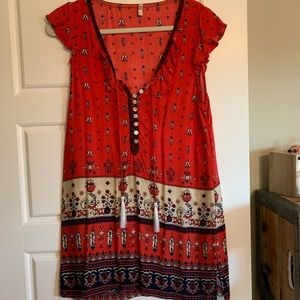Spell Desert Rose Dress